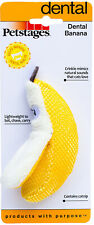 (CT010)  Petstages Dental Banana Contains Catnip Toy Cat, Kitten