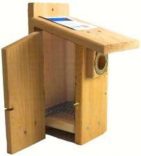 Western Bluebird Birdhouse With Predator Guard Sewbbscs3004Rw