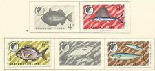 1969 Fish Part Set of 3 Mint Hinged as Scan