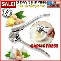 Crusher Cast Aluminum Limited Edition Mincer and Peeler Built in Cleaner ZYLISS Susi 3 Garlic PressNo Need To Peel