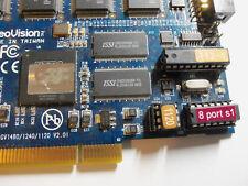 Geovision  GV-1120 V2.01. 8Ch DVR CARD for Security Surveillance Cameras Cam