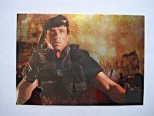 1993 SKYBOX DEMOLITION MAN *SPECTRA FOIL* CHASE CARD F1