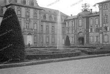 Negativ-Schloss-Bruchsal-Architektur-Baden-Württemberg-1930er Jahre-2