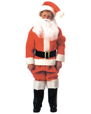 Morris Costumes Santa Suit Child Size 14-16. AE11