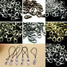 100Pcs Silver/Gold Plated Lobster Clasps Hooks Necklace Bracelet Findings12mm