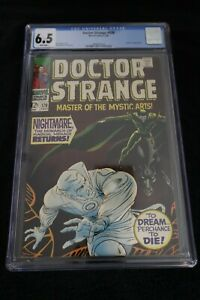 Doctor Strange # 170 CGC 6.5 07/68 Silver Age Nightmare Appearance Dan Adkins