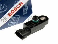Original Bosch 300 kPa Boost Pressure Map Sensor 3-PIN Abarth 500 PUNTO 1.4 T-Jet