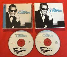 THE DEFINITIVE RAY CHARLES 812273556-2 BON ÉTAT 2X CD