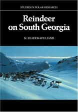 Reindeer on South Georgia: The Ecology of an In, Leader-Williams, N.,,