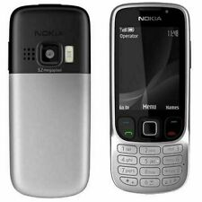 BRAND NEW  Unlocked Nokia Classic 6303i SILVER Camera Stylish Phone