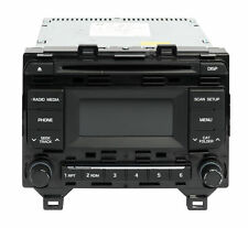 New listing 2016-2017 Hyundai Sonata Am Fm Radio Single Disc Cd Mp3 Player 96170-C20504X