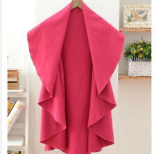 2015 Women Coats Poncho Capes Cashmere Wool Loose Fashion Jackets Cardigans New