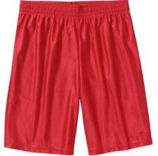 Starter Mens Red Drawstring Dazzle Shorts Size 2XL Large 44-46 Basketball Gym