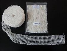 5m Kaliber 22 Bratennetz, Rollbratennetz, Schinkennetz, Rouladennetz Räuchernetz