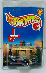 Hot Wheels Jiffy Lube Special Edition Promo Scorchin Scooter Motorcycle 1998