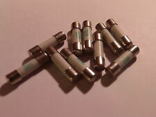 10 x T15A600V TIME DELAY (SLOW BLOW) 20mm X 5mm CERAMIC FUSES