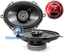 """FOCAL AUDITOR RIP-570C 5""""x7"""" 6x8"""" CAR AUDIO 2WAY 180W COAXIAL 4 OHM SPEAKERS NEW"""