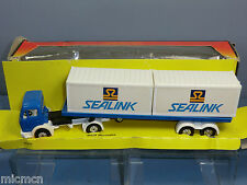 VINTAGE CORGI TOYS MODEL No.1109  MERCEDES 'SEALINK' CONTAINER TRUCK    VN MIB