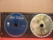 Lot of 4 DVD Lot - Saw 2 TWILIGHT NEW MOON The Punisher MUMMY RETURNS