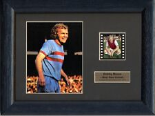 BOBBY MOORE West Ham United incorniciato 35mm Pellicola Cellulare Grande Regalo