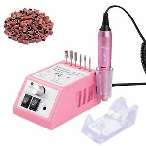 Professional Finger Toe Nail Care Electric Nail Drill Machine Manicure Pedicure