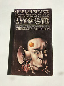 Harlan Ellison - I Have No Mouth and I Must Scream (Pyramid, 1972, 2nd printing)