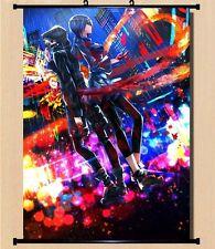 Hot Japan Anime Cosplay Tokyo Ghoul Ken Home Decor Wall Scroll 21*30CM 010