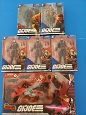 GI Joe Classified Target Exclusive Baroness cobra Beachhead Gung Commander Lot
