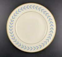 Syracuse China Old Ivory Sherwood Blue Antique Salad Plates