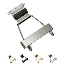 Short Trapeze Tailpiece for Jazz Archtop Guitars - SMS602