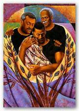 From Strong Roots Keith Mallett African American Art Print 19x25