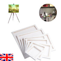 UK_Blank Square Artist Canvas Wooden Board Frame For Primed Oil Acrylic Paint