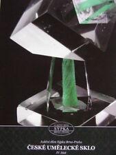 Czech Art Glass IV. , sale catalogue Prague 2011