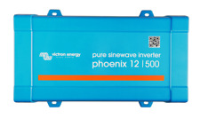 Victron Phoenix Inverter with Ve Direct 12V 500VA - 400W. Great For Camping