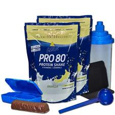 Inko Active Pro 80 2 X 500g Sac Multi-Copmposants Protéine Acides Aminés + Bonus