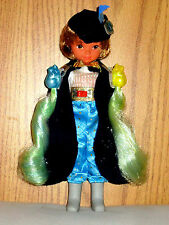 Lady Lovely Locks Prince Strongheart Doll Mattel Complete Original Outfit