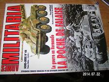*** Armes Militaria HS n°46 Guerre Normandie La Poche de Falaise