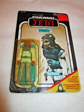 Star Wars Nikto 65 Unpunched ROTJ Return of the Jedi  Kenner 1983 Emperor Canada