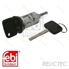 Ignition Starter Lock Cylinder Barrel Opel Vauxhall:VECTRA A 0913614 3009000