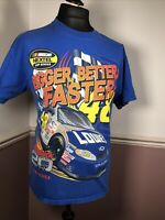 Jimmie Johnson #48 NASCAR NEXTEL Cup Series USA T-shirt 2004 T-shirt Size Large