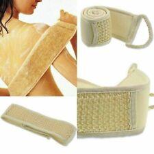 Exfoliating Loofah Back Strap Loofa Bath Shower Body Sponge Scrubber Brush Wash
