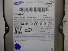 Samsung SpinPoint 160gb SP1614C 300130-112