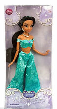 Disney Store Princess Jasmine Doll Classic Collection 2014 Aladdin