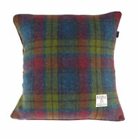 Women/'s Harris Tweed /'Esk/' Overnight Bag in Royal Stewart LB1006-COL24