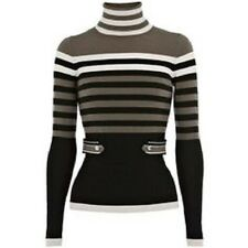 Karen Millen  Wool Striped Jumper KM 3 U.K. 12