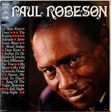 PAUL ROBESON (self titled)-NM LP FRENCH IMPORT