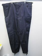 NEW Infinity Gear Tactical Cargo pants XXXL long big tall 3XL Dark Navy Work EMT