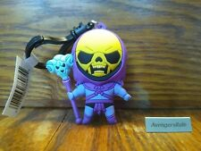 Masters of the Universe Figural Bag Clip 3 Inch Skeletor