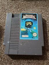 Captain Skyhawk Nintendo NES Jeu Vidéo