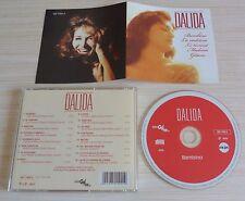 CD ALBUM BEST OF BAMBINO DALIDA 16 TITRES 2007